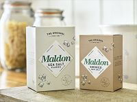 Enrico herintroduceert Maldon Sea Salt Flakes